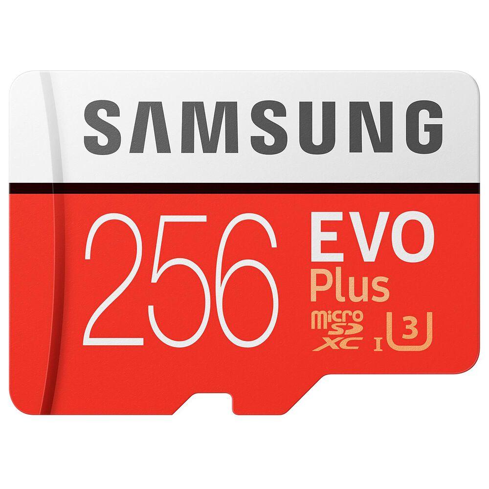 Samsung 256GB EVO Plus microSDXC Memory Card, , large