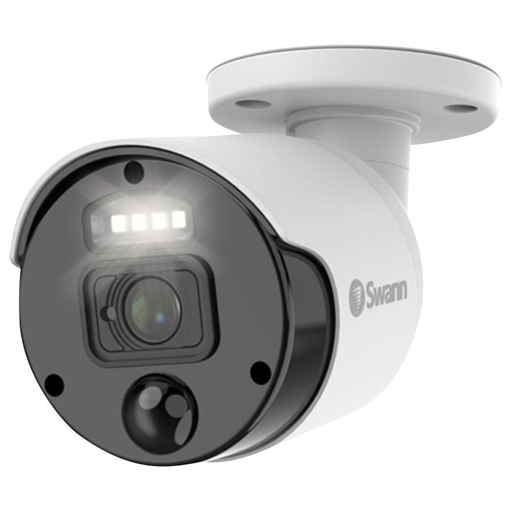 Swann Master-Series 4K Bullet Camera in White, , large