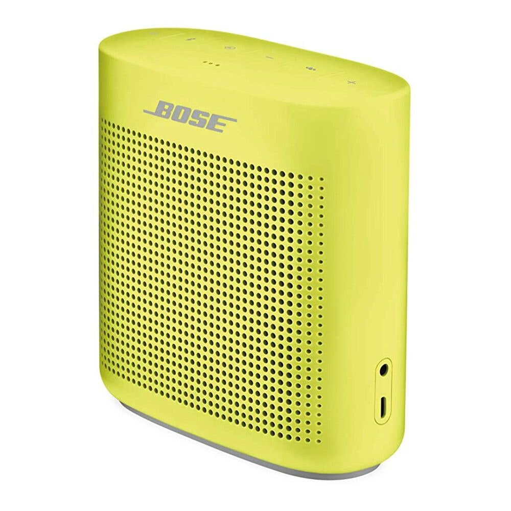 Bose SoundLink Color II Bluetooth Speaker in Yellow Citron, , large