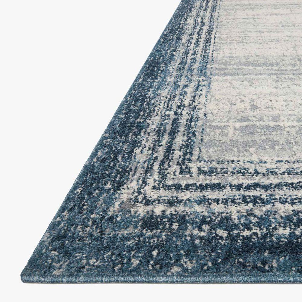 "Loloi II Austen AUS-02 2'4"" x 8' Pebble and Blue Runner, , large"