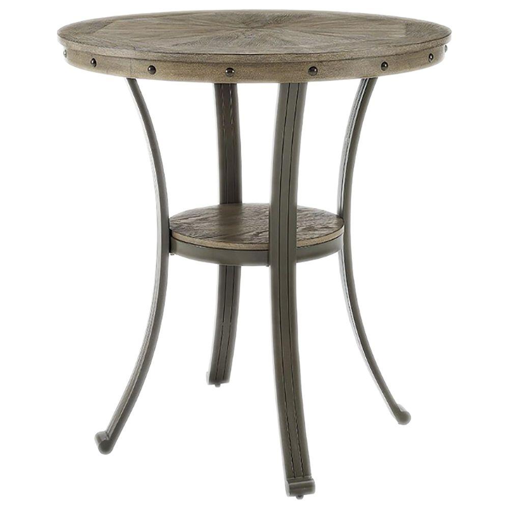 Parkerville Furniture Line Franklin Pub Table in Carbon Gray, , large