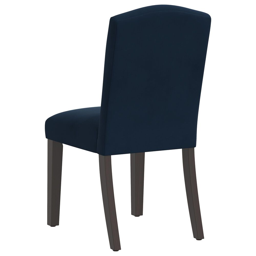 Skyline Furniture Dining Chair in Velvet Ink, , large