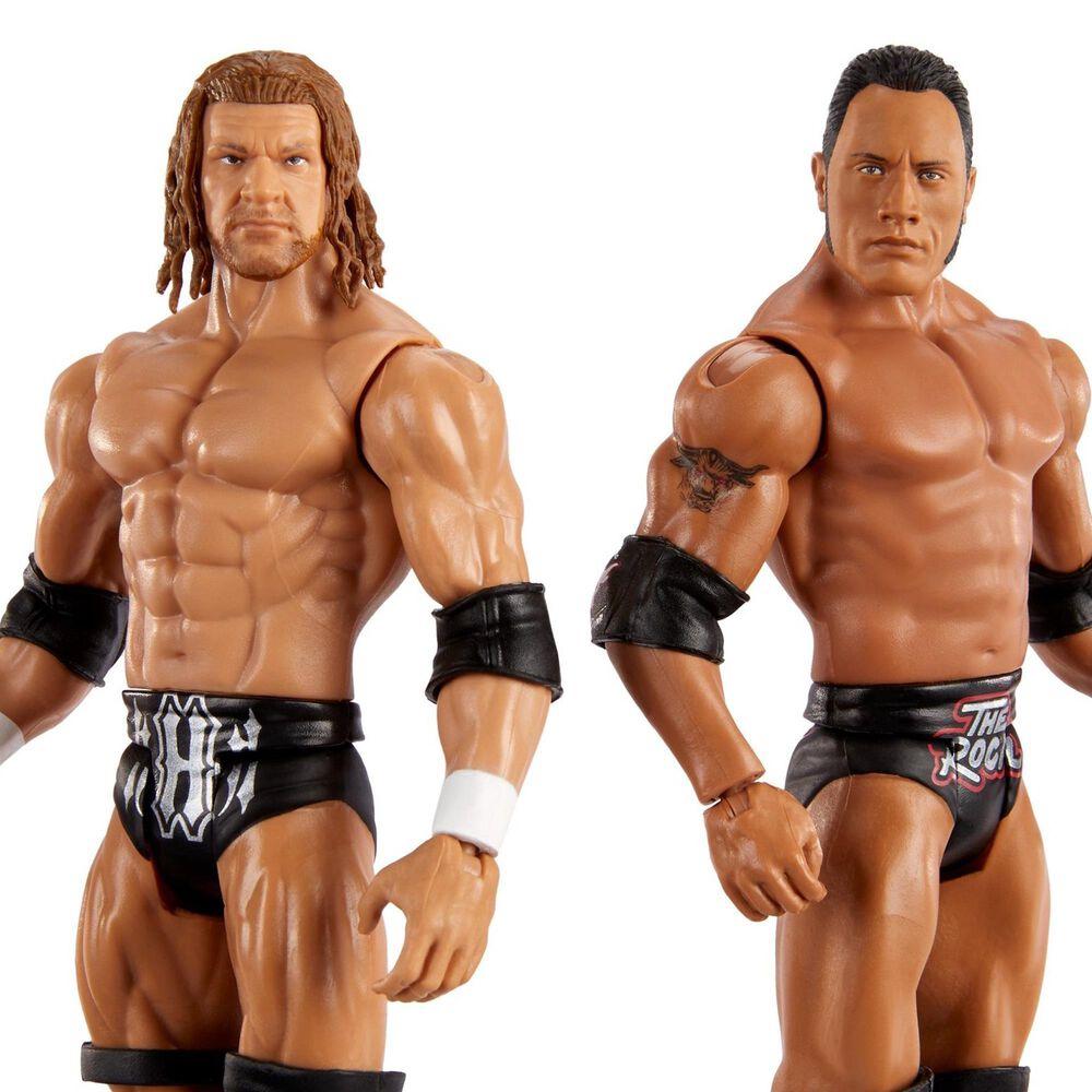 WWE Championship Showdown: The Rock Vs. Triple H, , large