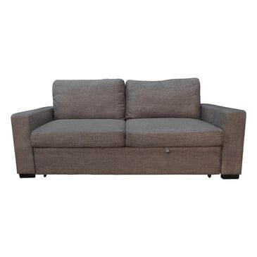 Primo Vincenzo Media Convertible Sofa Sleeper in Knit Gray, , large
