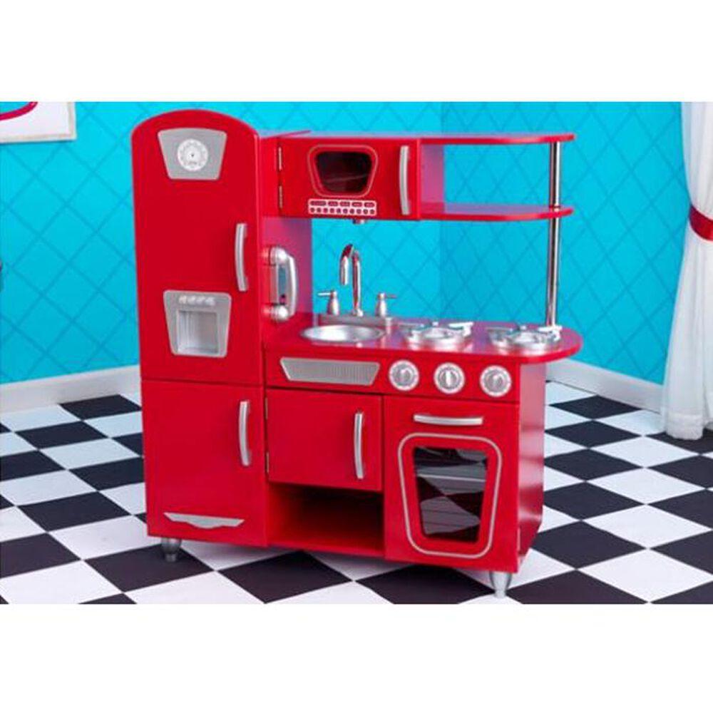 Kidkraft Red Vintage Kitchen, , large