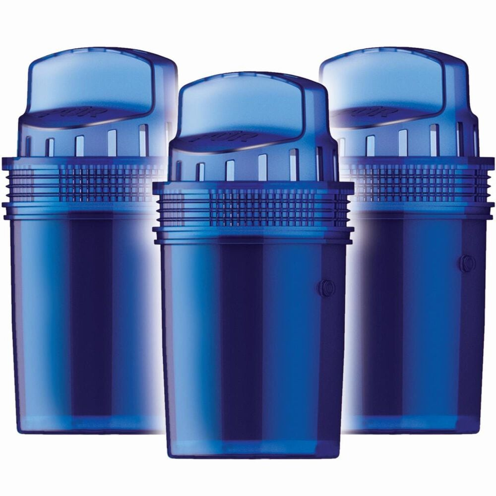 PUR Pur 3-Pack Pitcher Filter Refills in Blue, , large