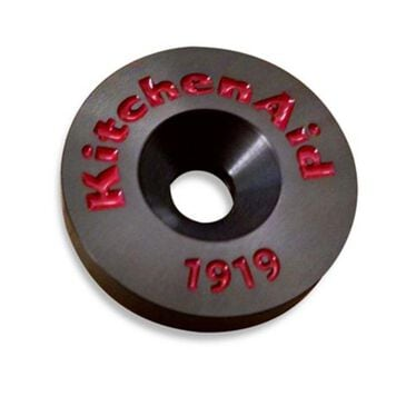 KitchenAid Handle Medallion in Black - Set of 2, , large