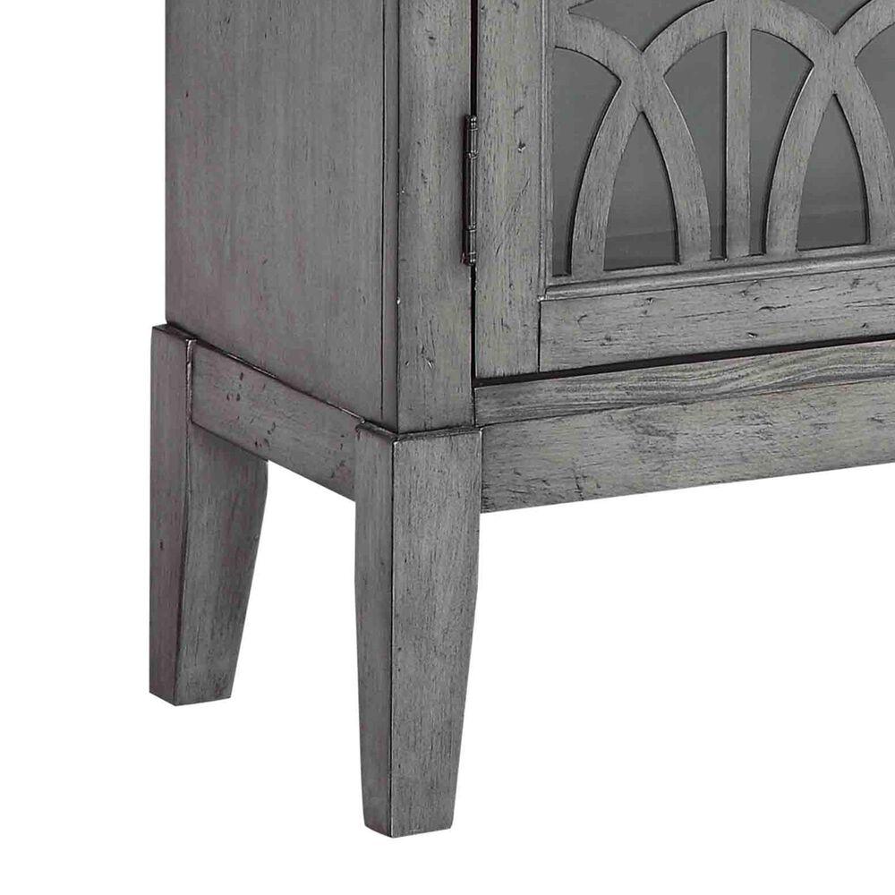 Shell Island Furniture 2-Door Cabinet in Magnet Burnished Grey, , large
