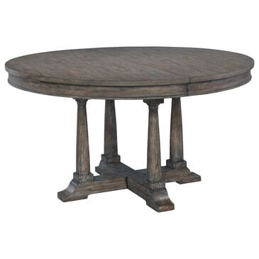 Hekman Lincoln Park Round Dining Table, , large