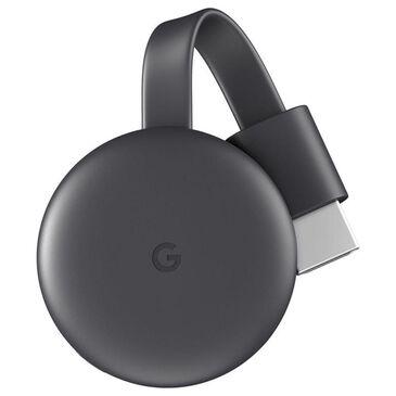 Google Chromecast 3.1 Streaming Media Player - Charcoal, , large