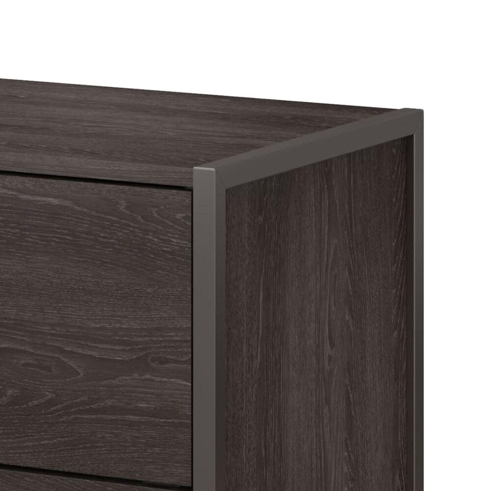Bush Atria 2-Drawer Lateral File Cabinet in Charcoal Gray, , large