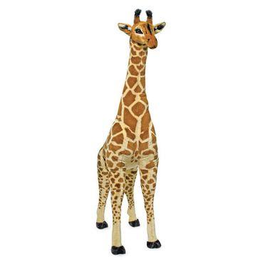 Melissa & Doug Giant Stuffed Giraffe, , large