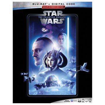 Star Wars: Episode I - The Phantom Mena [Blu-ray + Digital], , large