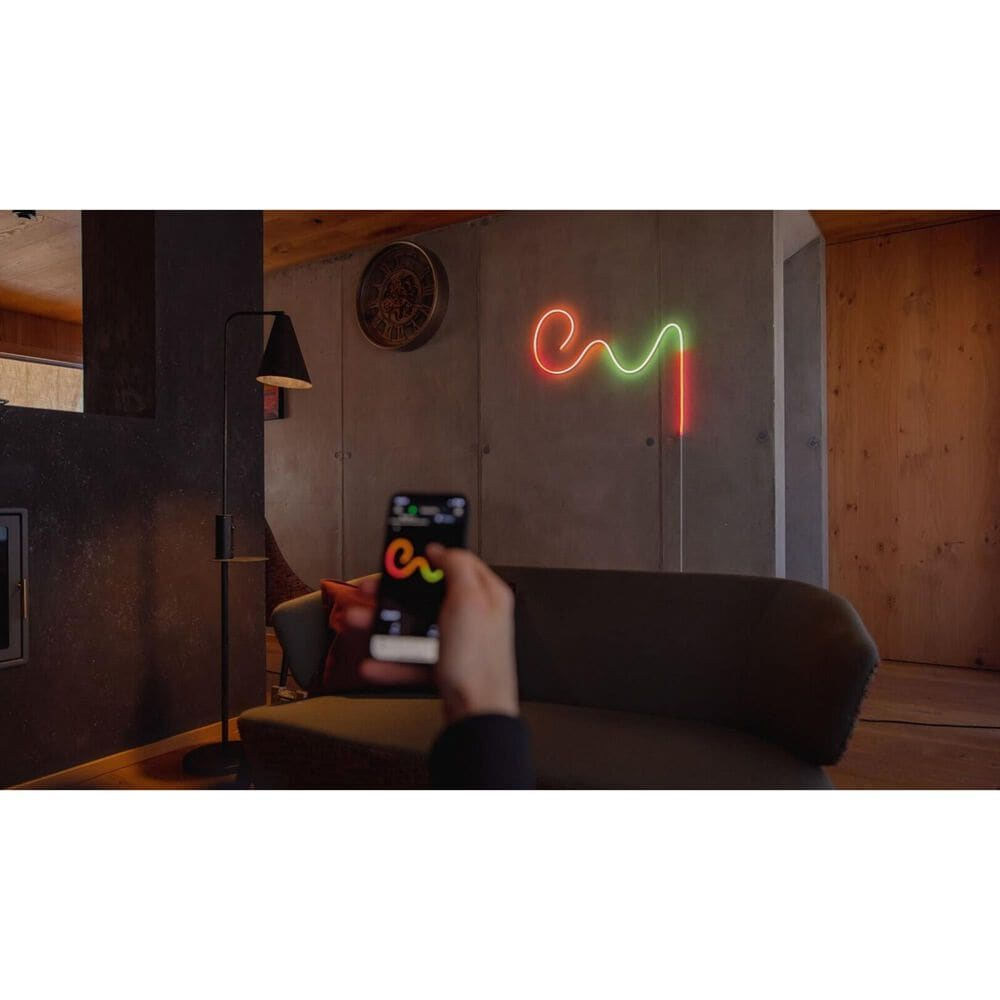 Twinkly Flex 6.5 Ft. LED Smart Light Strip in Multicolor, , large