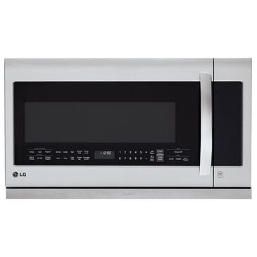 LG 2.2. Cu. Ft. Over-the-Range Microwave Oven with On-Door Digital Controls, , large