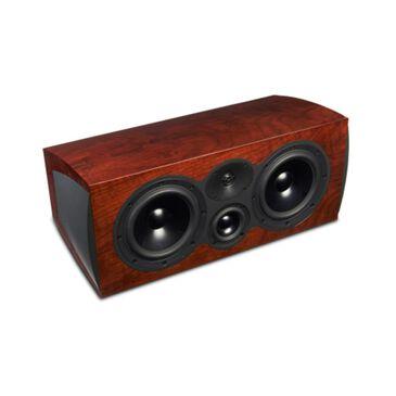 Revel 3-Way Center Channel Loudspeaker in High Gloss Walnut, , large