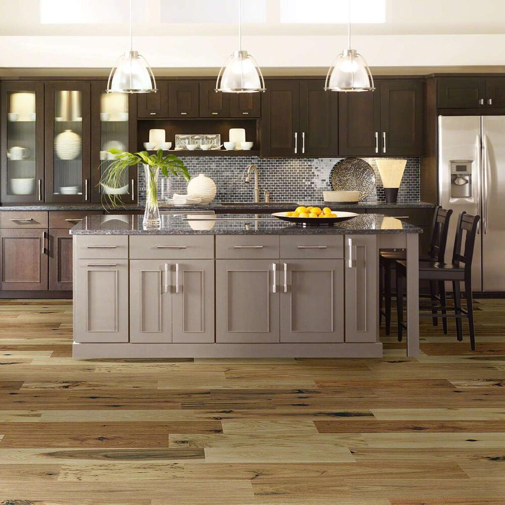 Shaw Exquisite Natural Hickory Hardwood, , large