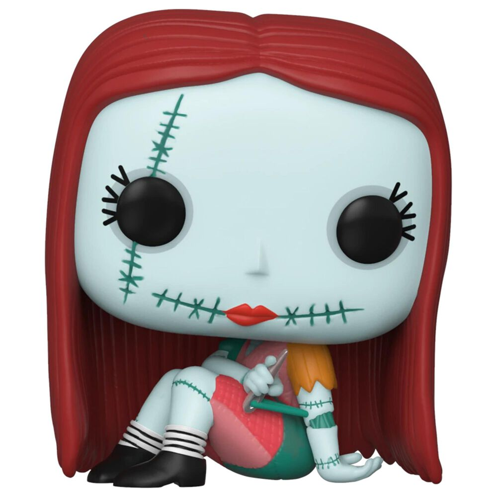 Funko Pop! Disney: The Nightmare Before Christmas Sally Sewing, , large