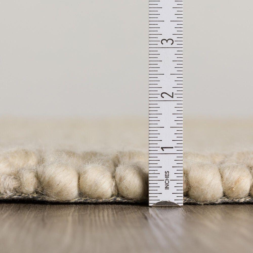 "Dalyn Rug Company Gorbea 2'3"" x 7'6"" Vanilla Runner, , large"