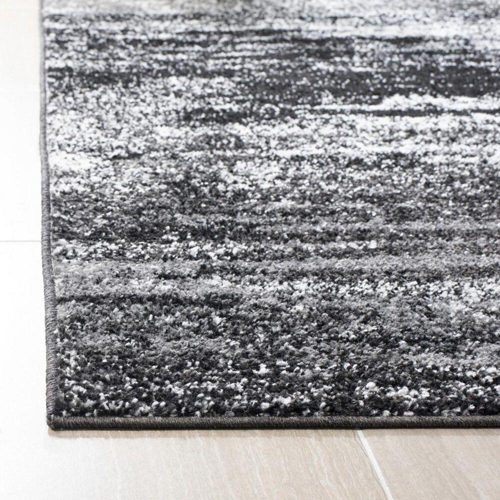 Safavieh Adirondack ADR112A 3' x 5' Silver and Black Area Rug, , large