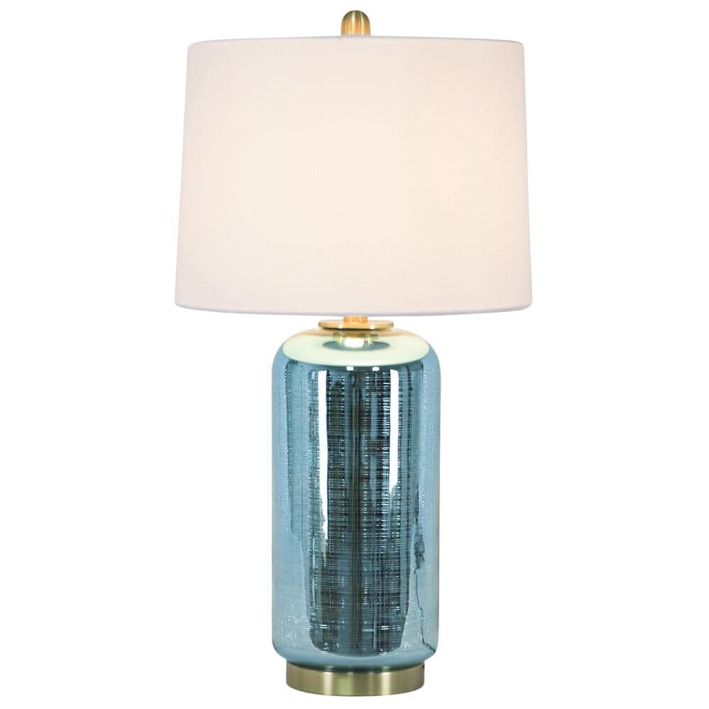 """Sagebrook Home 29"""" Table Lamp in Blue, , large"""