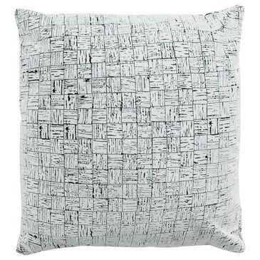 "Safavieh Halina 18"" Pillow in Black, , large"