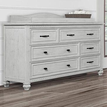 Evolur Madison Double Dresser in Antique Grey Mist, , large