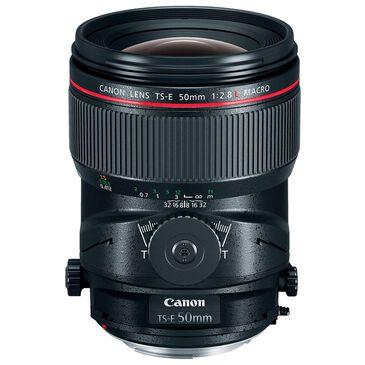 Canon TS-E 50mm f/2.8L Macro Tilt-Shift Lens, , large