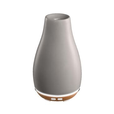 Homedics Ellia Blossom Ultrasonic Essential Oil Diffuser Gray, , large