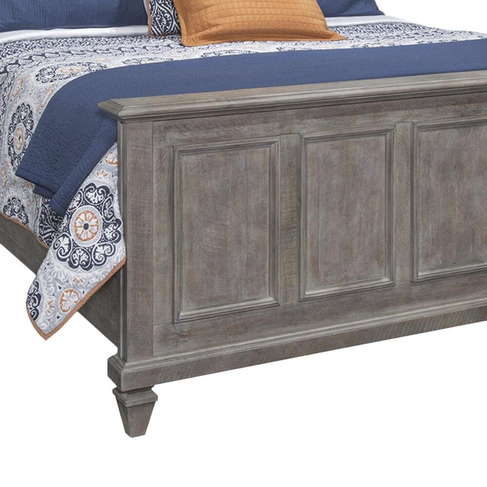 Nicolette Home Lancaster King Bed in Dovetail Grey, , large