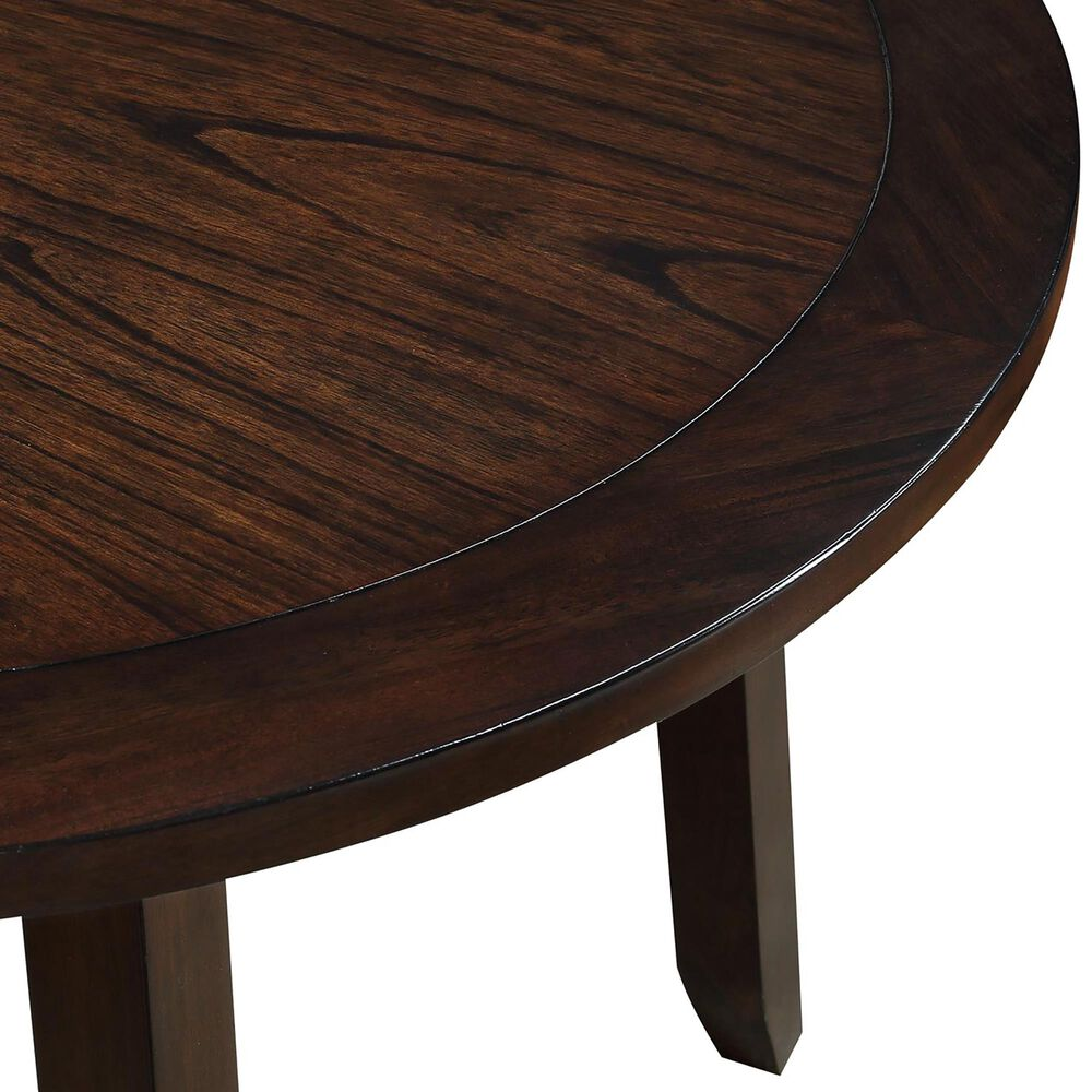 Steve Silver Yasmin 5-Piece Table Set in Brown, , large