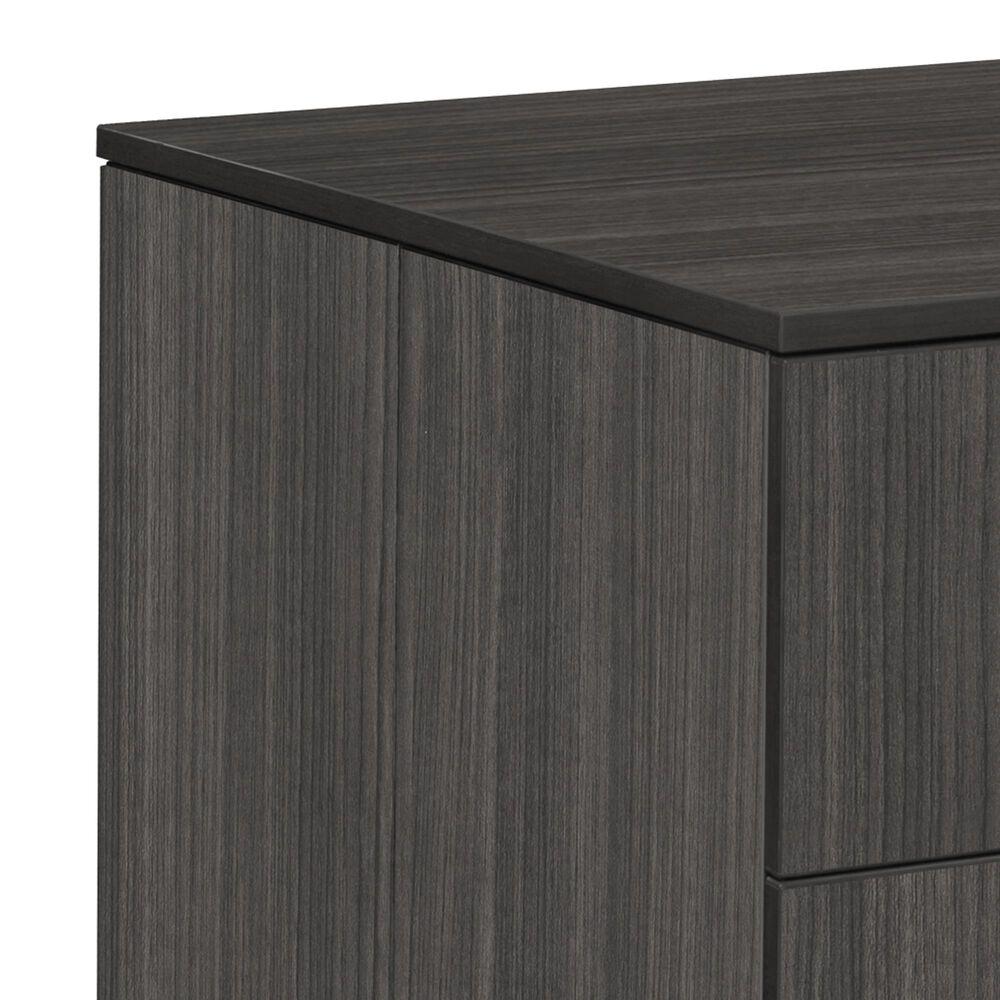 Regency Global Sourcing Legacy Stand Up Back to Back Lateral File & Desk in Ash Grey, , large