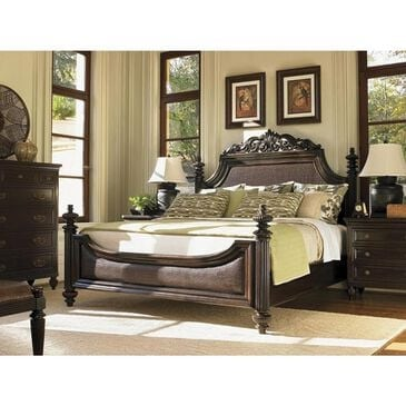 Tommy Bahama Home Royal Kahala Queen Bed, , large
