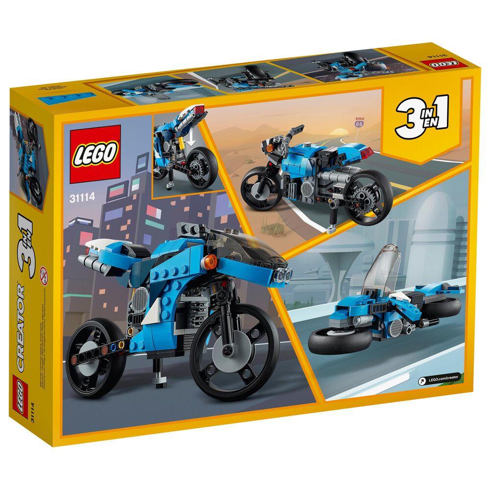 LEGO Creator Superbike Building Toy, , large