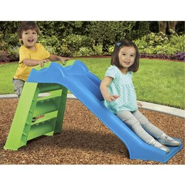 American Plastic Toys Deluxe Slide, , large