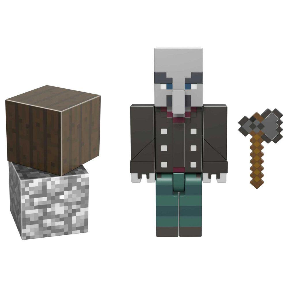 Minecraft Vindicator Figure, , large