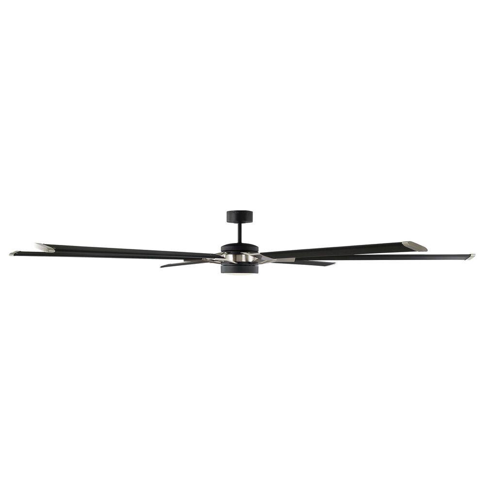 Murray Feiss Loft Ceiling Fan in Midnight Black, , large
