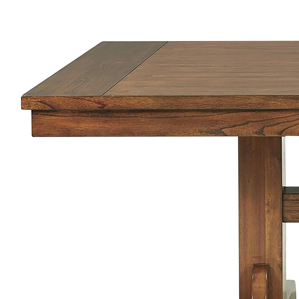 Mayberry Hill Silas Dining Table in Mindi Oak, , large