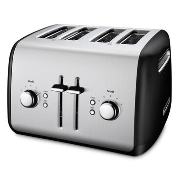 KitchenAid 4-Slice Toaster with Manual High-Lift Lever, , large