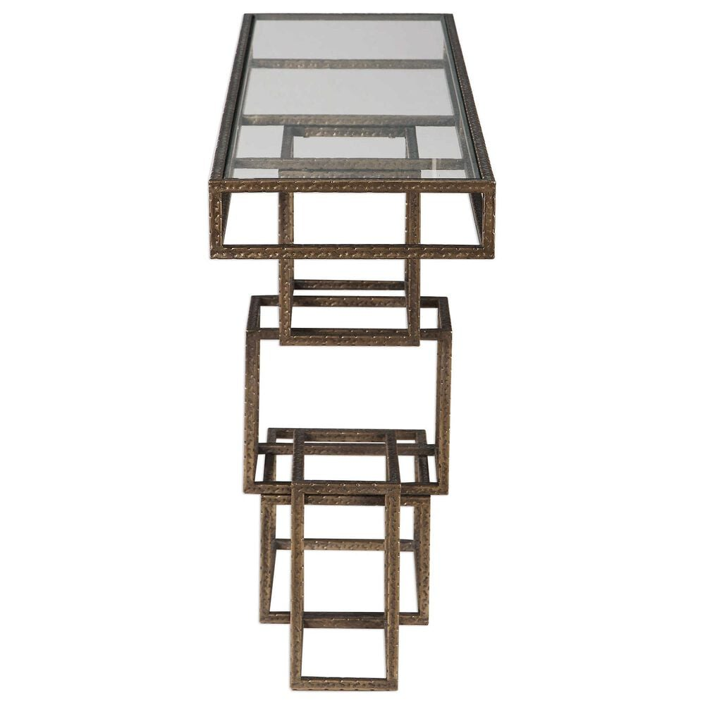 Uttermost Ruslan Console Table, , large