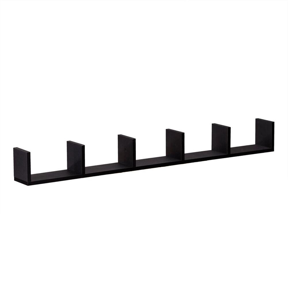 Living Essentials Seaside Shelf in Black, , large