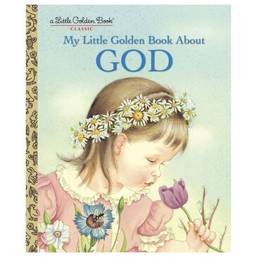 My Little Golden Book About God, , large