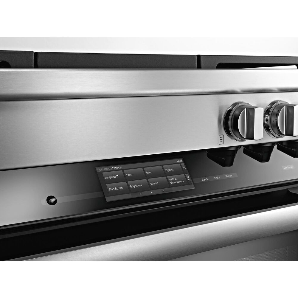 """Miele 48"""" Dual Fuel Range with Liquid Propane and Multicolored Touch Display in Stainless Steel, , large"""
