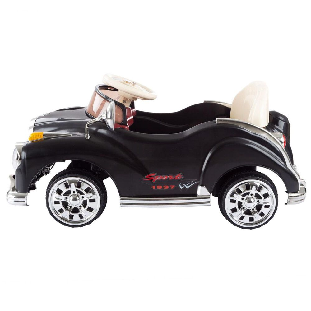 Timberlake Lil' Rider Kids Ride-on 6V Classic Car with Remote, , large