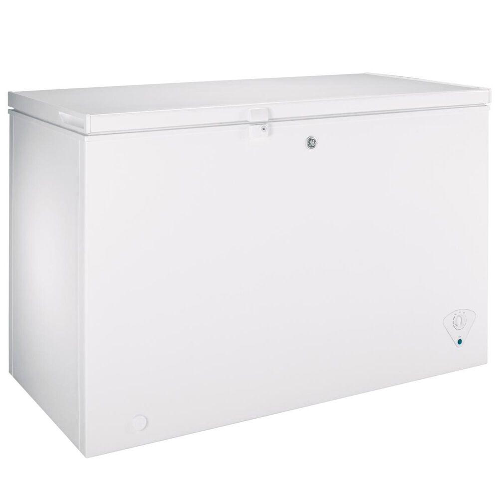 GE Appliances 10.6 Cu. Ft. Manual Defrost Chest Freezer, , large