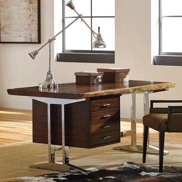 Sligh Studio Designs La Costa Live Edge Writing Desk in Walnut, , large