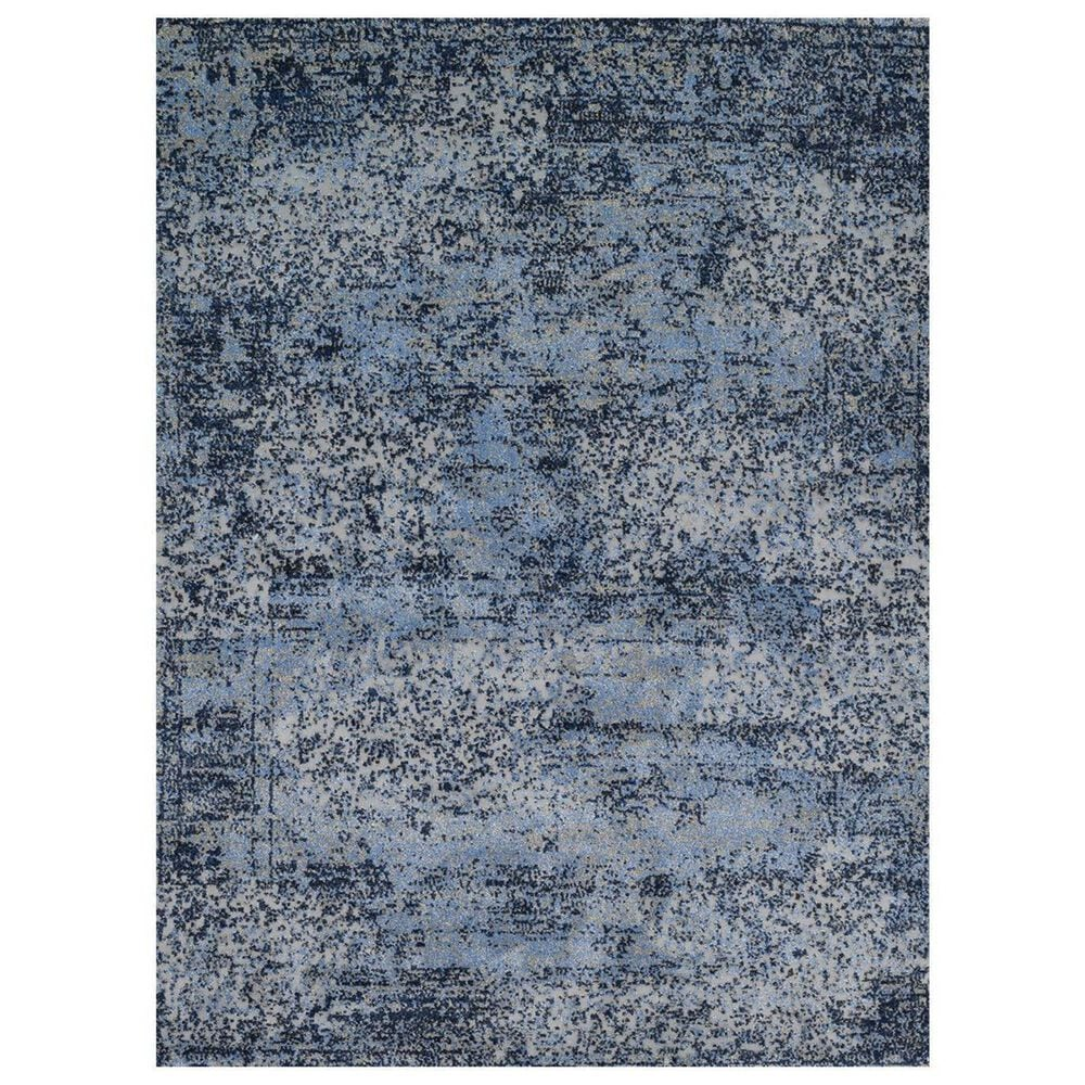 "Loloi Viera VR-06 7'7"" x 10'6"" Light Blue and Gray Area Rug, , large"