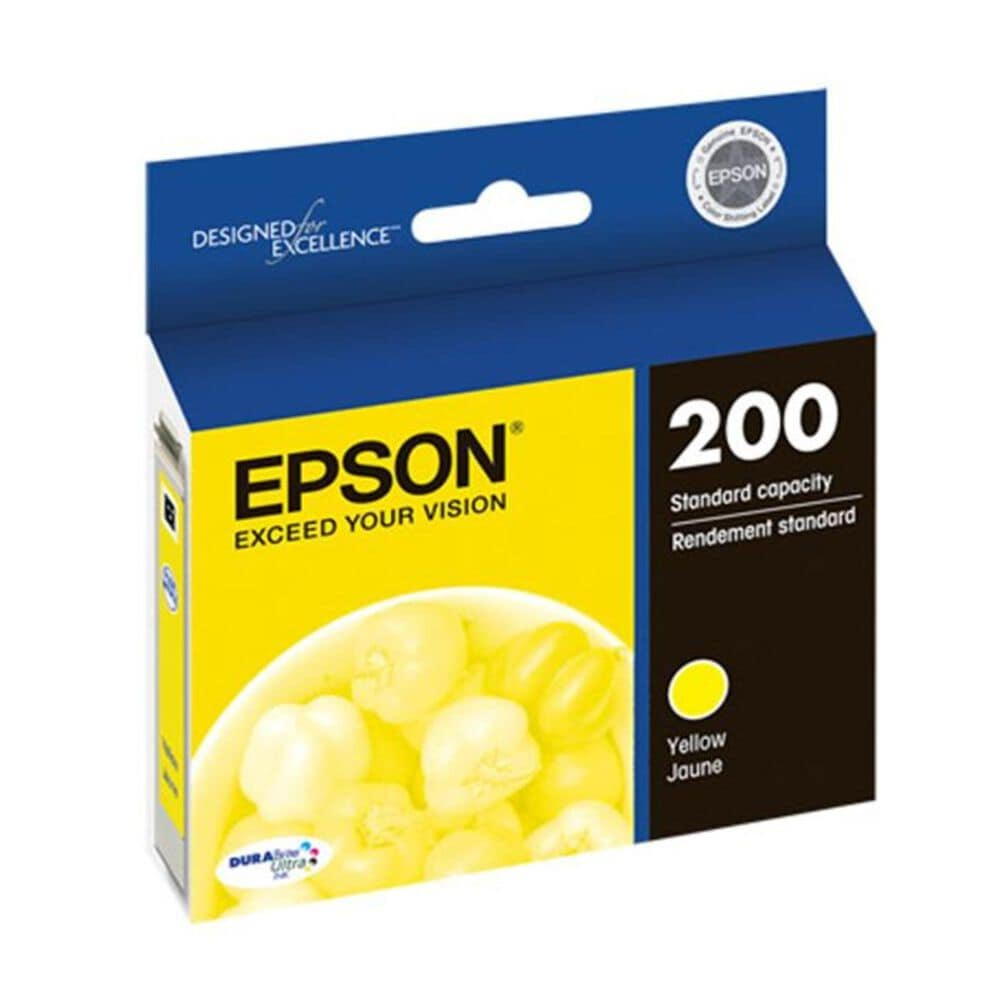Epson T200 Yellow Ink Cartridge, , large