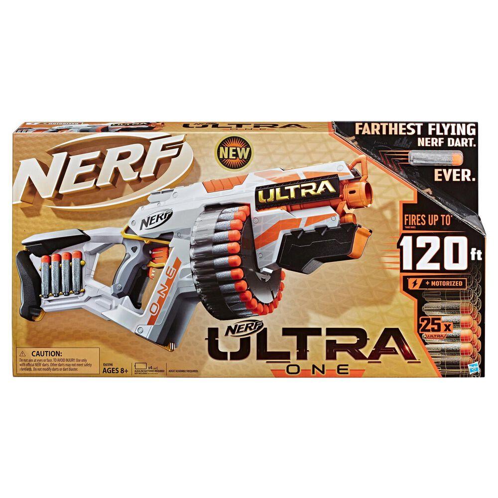 Hasbro Nerf Ultra One Motorized Blaster 25 Official Nerf Ultra Darts, , large