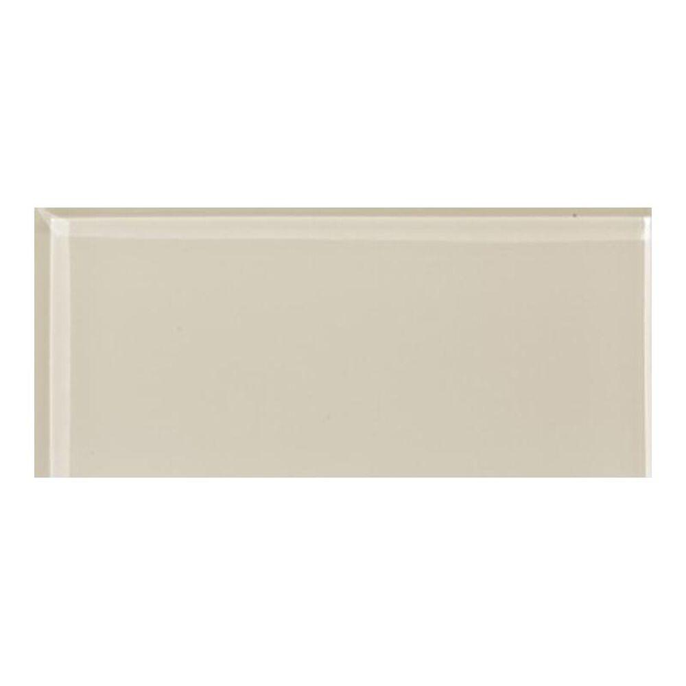 "Emser Lucente Cream 3"" x 6"" Glass Tile, , large"